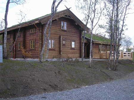 Nybyggt hus blogg