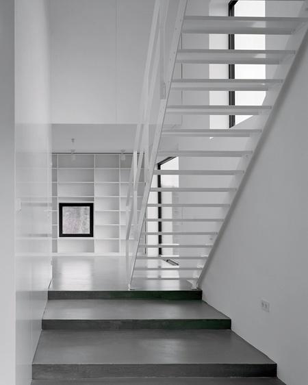 Fina trappor inomhus - Bloggar - Byggahus.se : trappa inne : Trappa