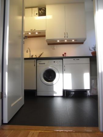 Badrum tvättstuga badrum : Renovera tvättstugan bökigt men roligt - Byggahus.se