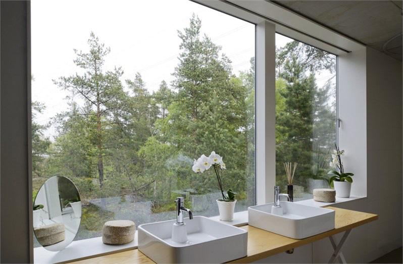 Med fokus på betong, järn och glas - Byggahus.se