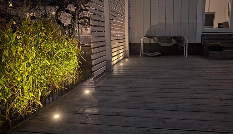Belysning Kok Tak : kok belysning tak  Belysning vid altanen Byggahus se