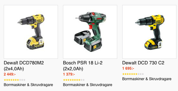 handla verktyg billigt
