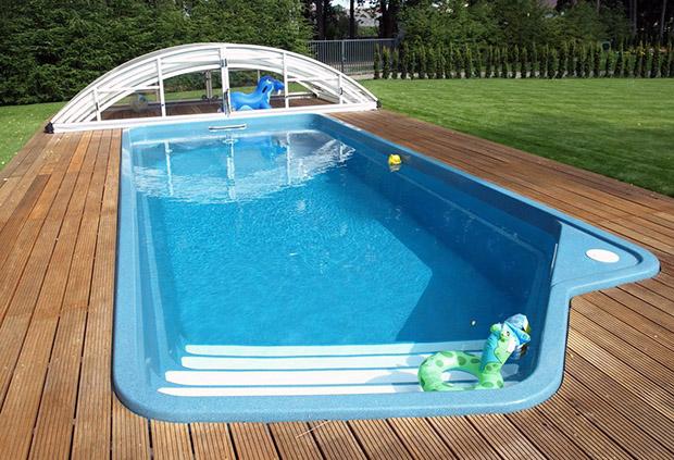 kostnad att bygga pool