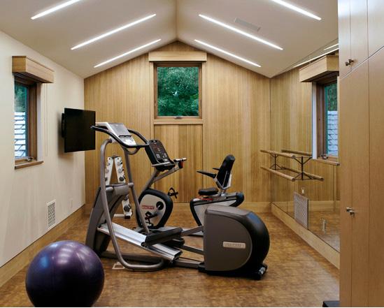 Fräscha Bygga gym där hemma | Byggahus.se WY-87