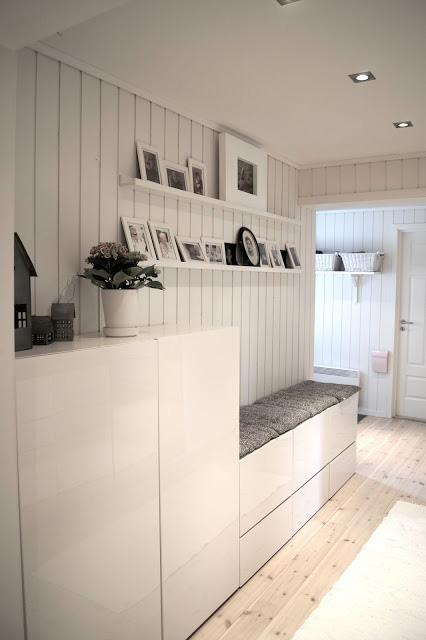 inreda hallen. Black Bedroom Furniture Sets. Home Design Ideas