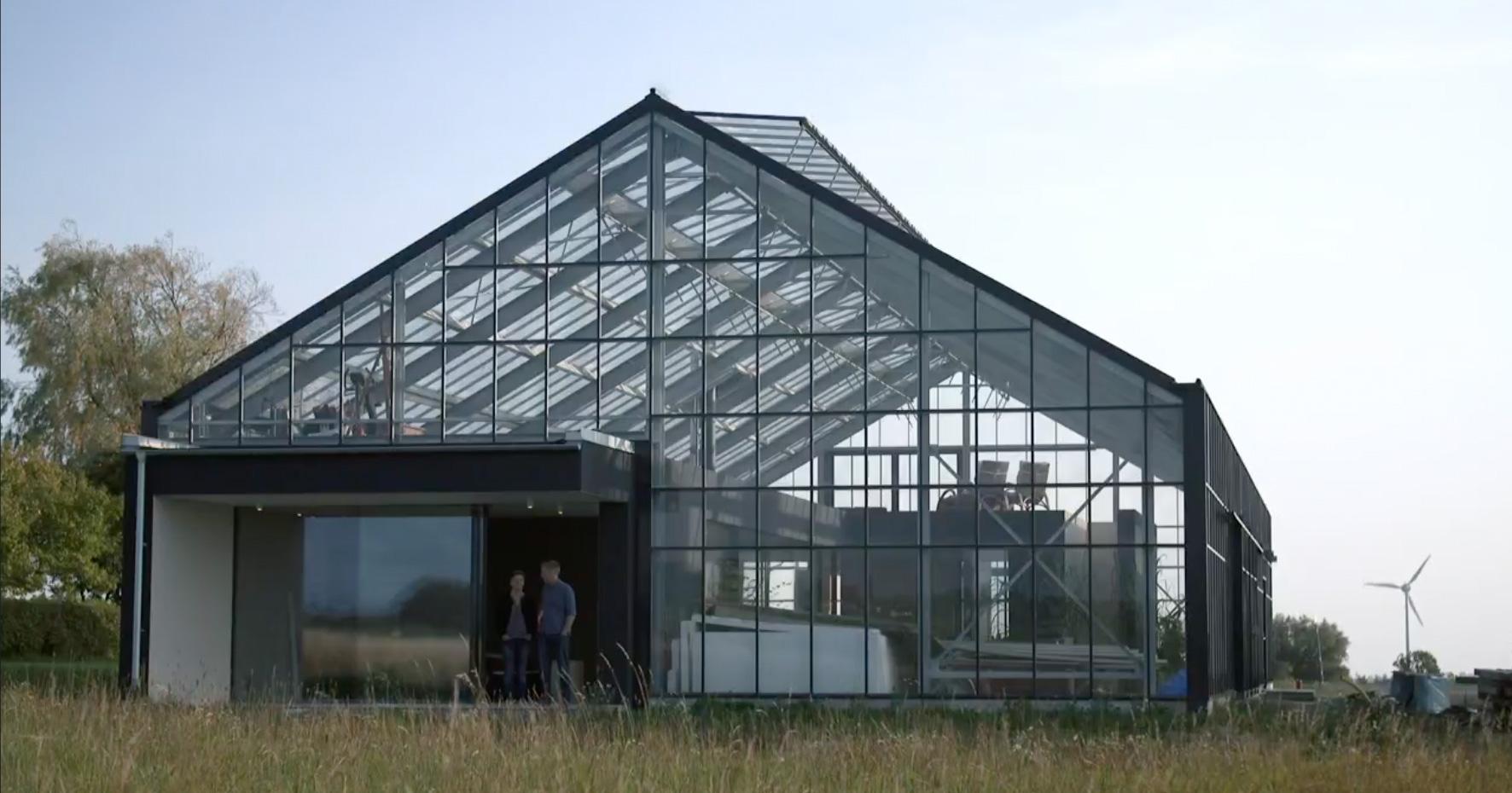 Det du inte fick veta om huset i växthuset i Husdrömmar : att bygga hus : Inredning
