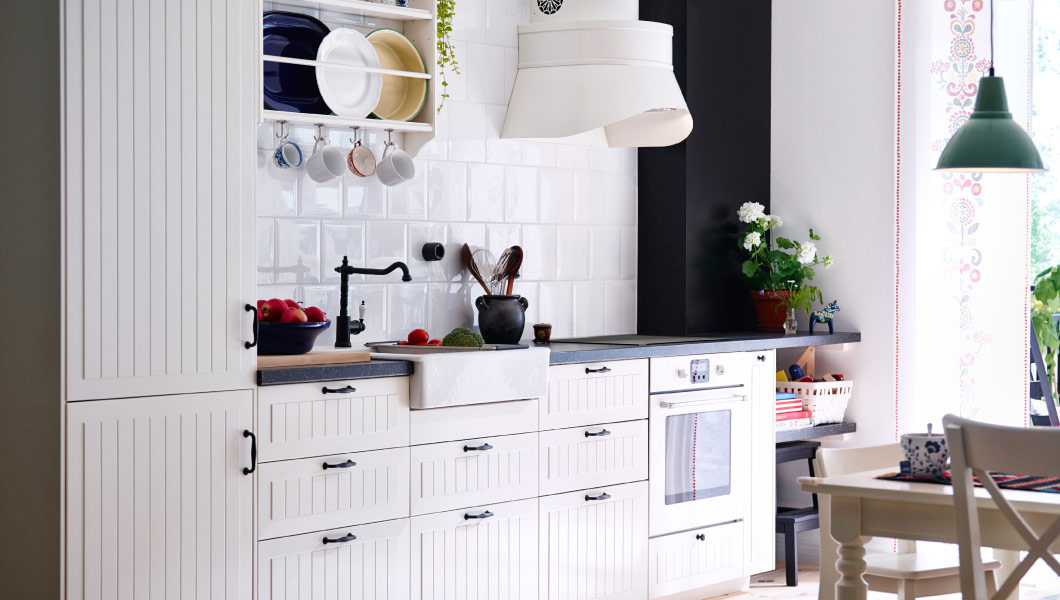 Renovera Mindre Kok : Ikeas lucka Krokstorp som enligt uppgift or tillverkad av en