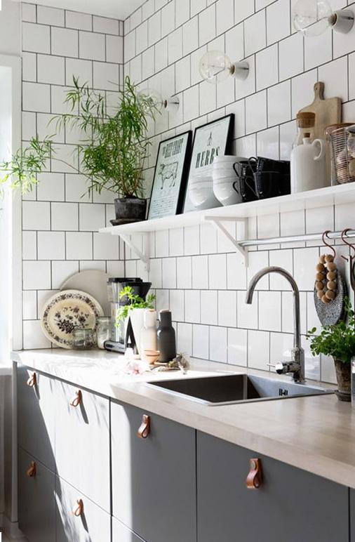 Kök utan överskåp - trend eller framtid? - Byggahus.se