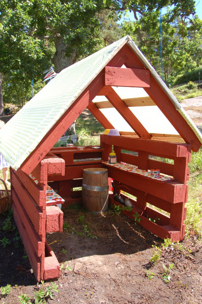 hur bygger man utemöbler av lastpallar - Bygga Lekstuga Ritning Free Bushus With Bygga Lekstuga Ritning Sdr Rtt Hjd With Bygga Lekstuga