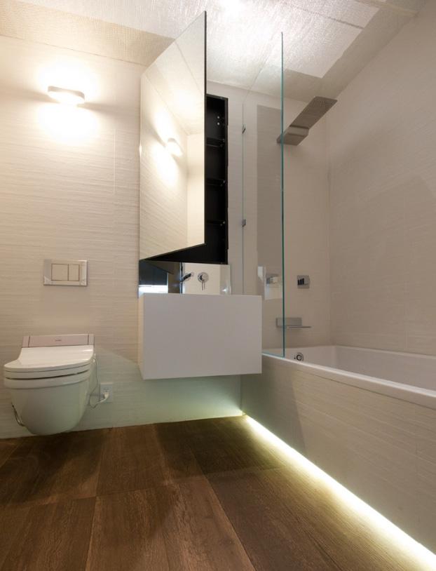 Litet badrum med max funktioner Byggahus se