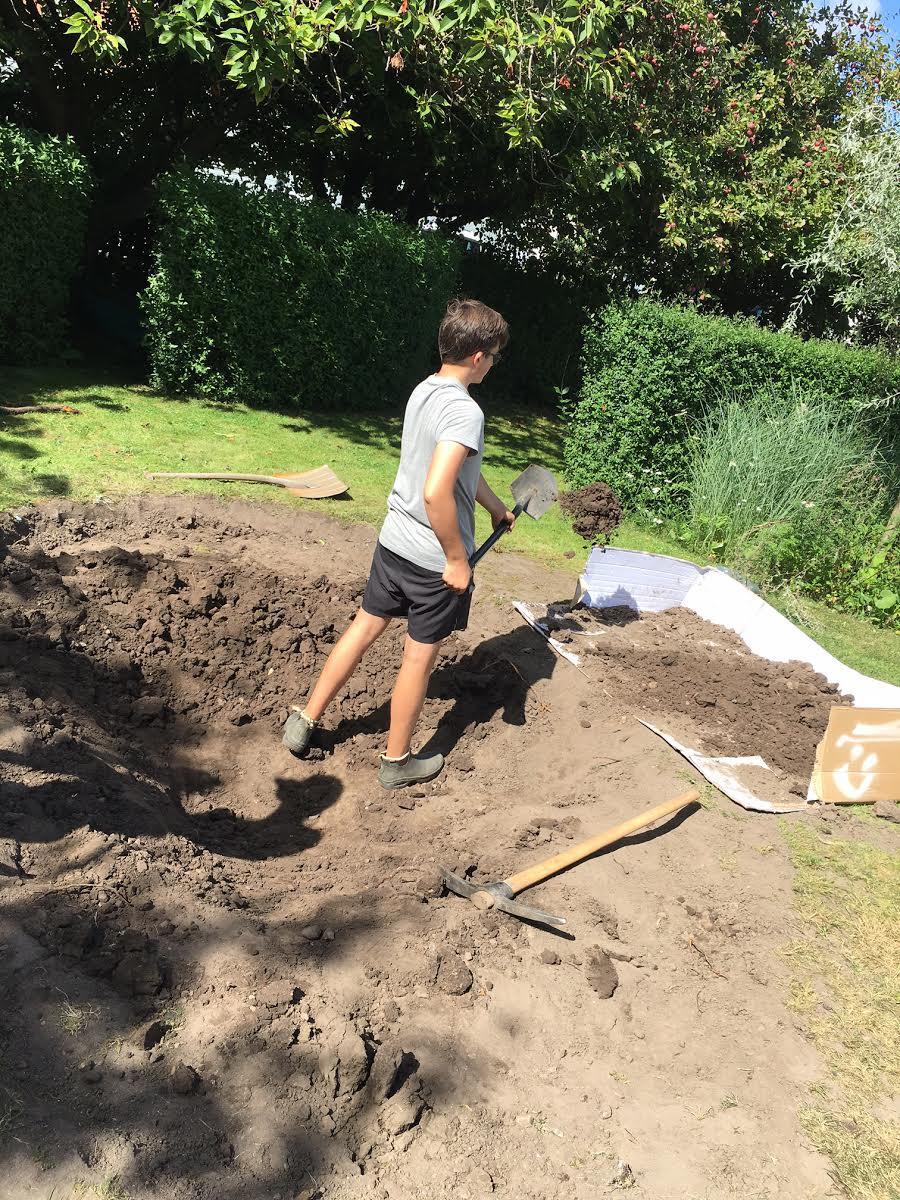 stora svarta gräver du BBW Porr