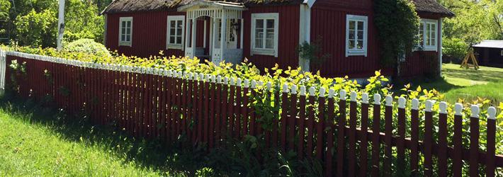 Staket - urval, regler, priser - Byggahus.se