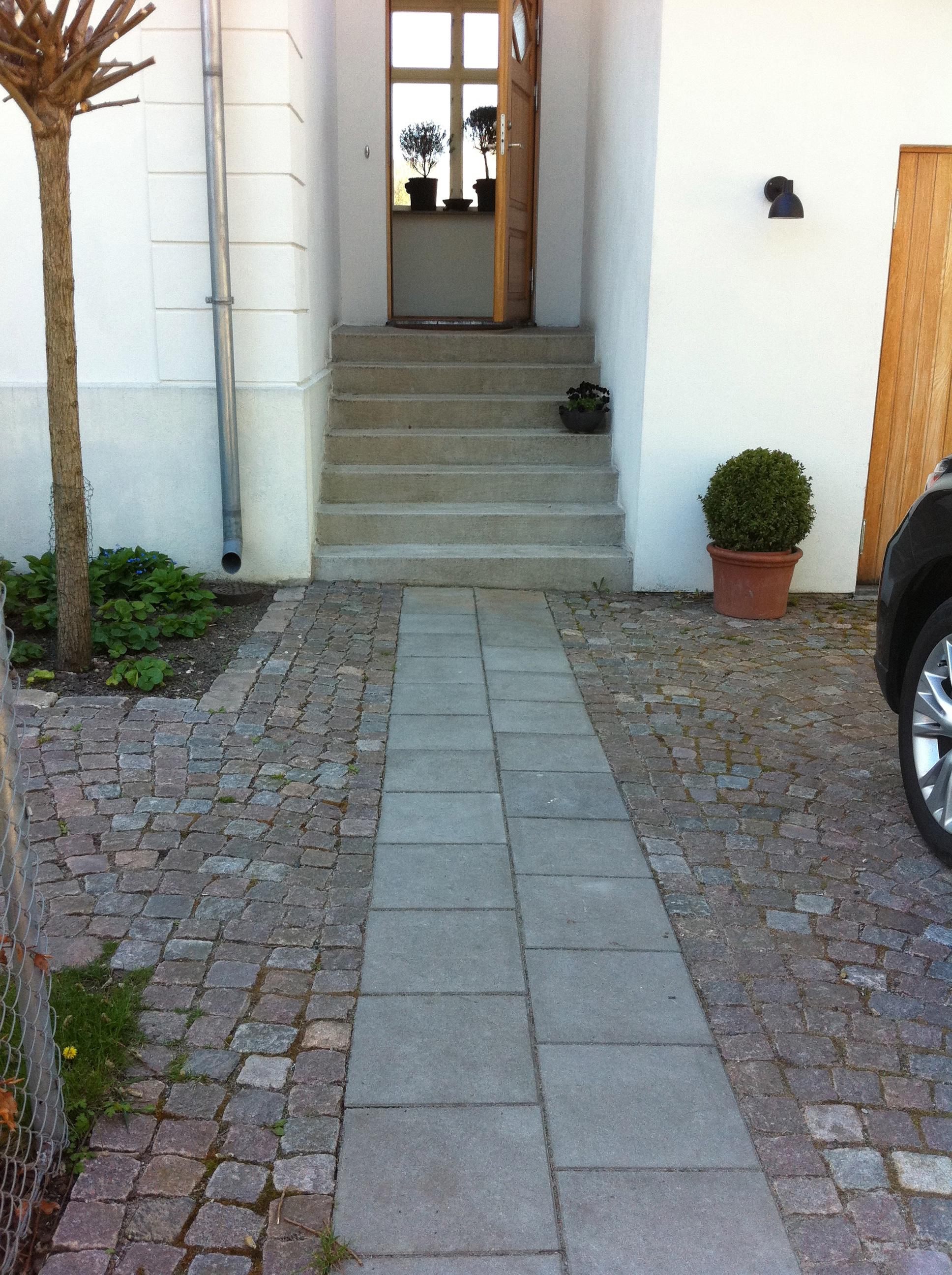 Pris på stensättning   byggahus.se