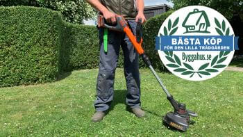 Black & Decker STC1820PC - test grästrimmer