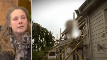 Anebyhuset som läcker i SVT:s Husdrömmar