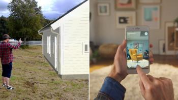 Förstärkt verklighet – Se ditt hus innan det är byggt