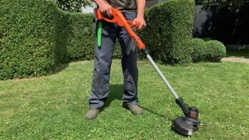 Black & Decker ST1823 - test grästrimmer