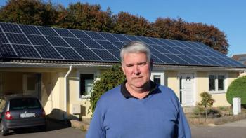 Solceller på taket ska täcka hela energibehovet