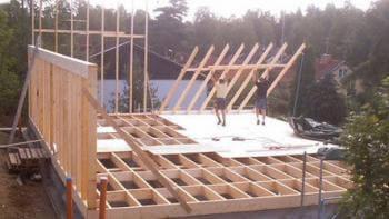 Byggandet fortsätter att öka