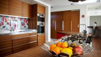 Köket husets mittpunkt