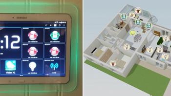 Smart hem - teknikerna för hemautomation