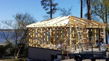 Takstolar till ditt tak