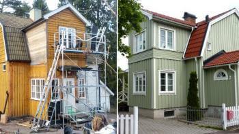 Så lång tid tar det att renovera huset
