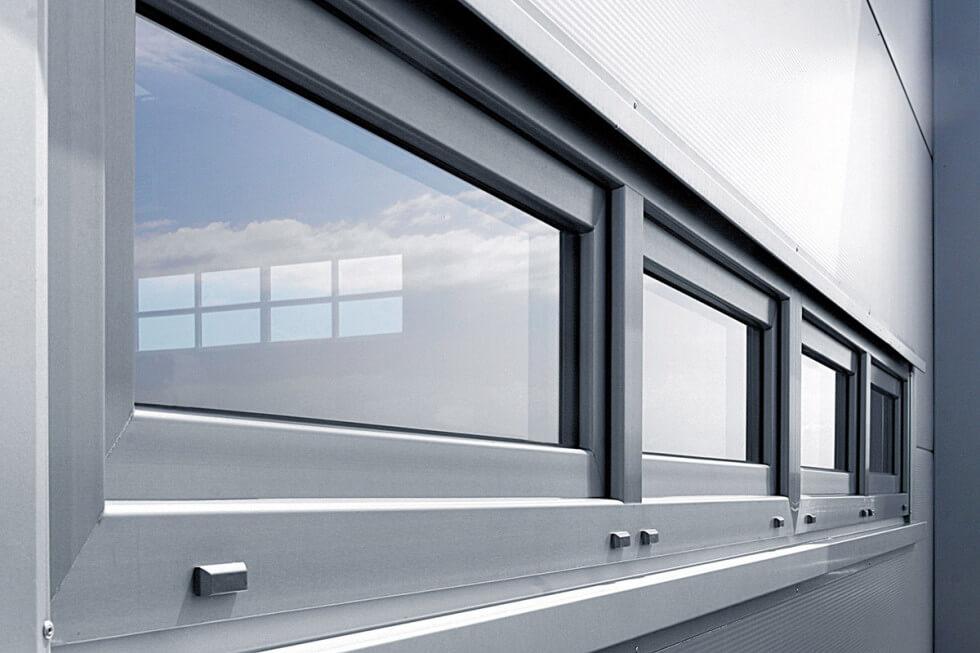 Aluminiumfönster