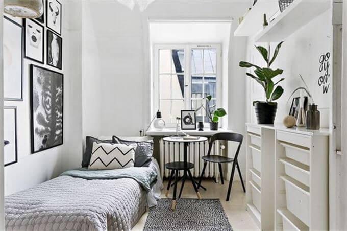 Lägenhet 10 kvm