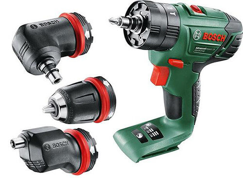 Bosch Advanced Impact 18 Quicksnap