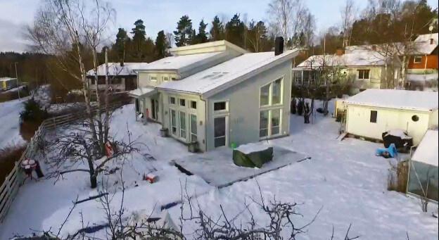 Husdrömmar i nybyggt hus