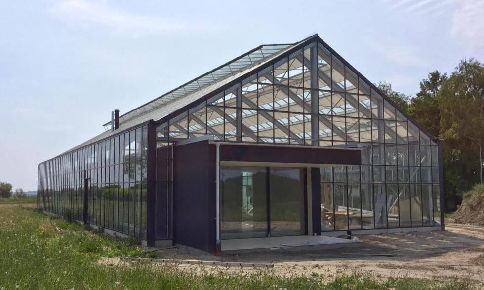 Växthus i Husdrömmar
