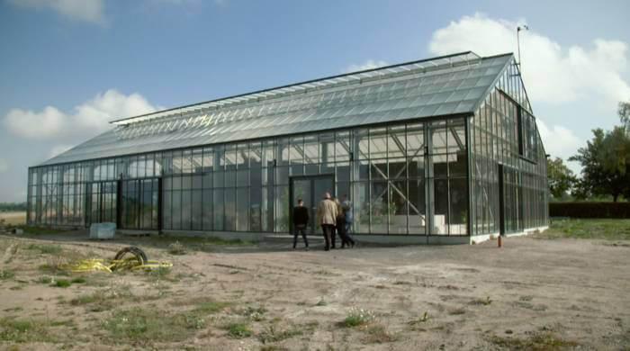 Husdrömmar i ett växthus