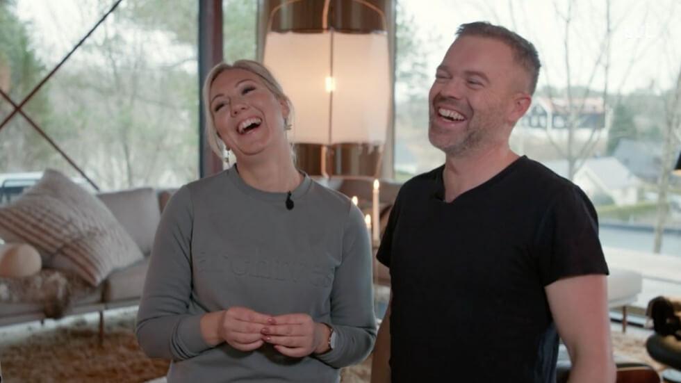 Lina och Henrik