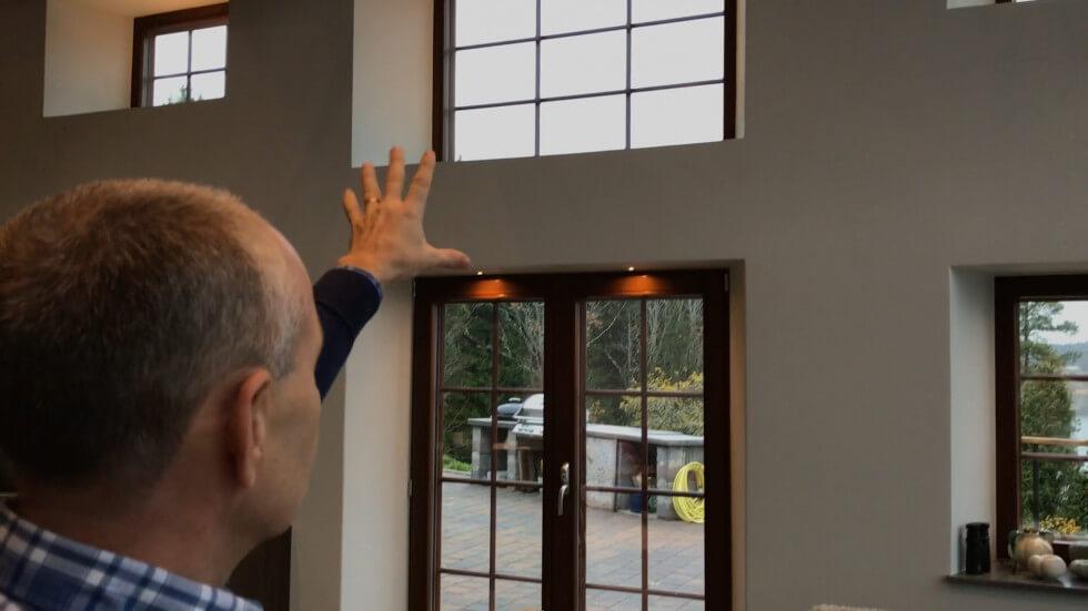 Måttbeställda fönster.