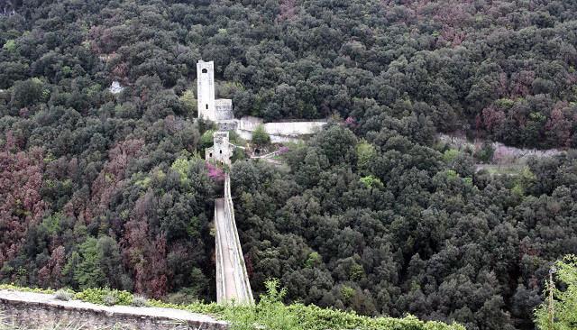 I vackra Spoleto, Umbria hittar du denna skatt.
