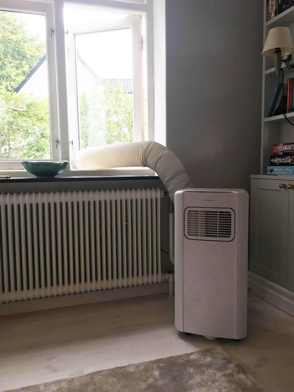 portabel luftkonditionering bäst i test