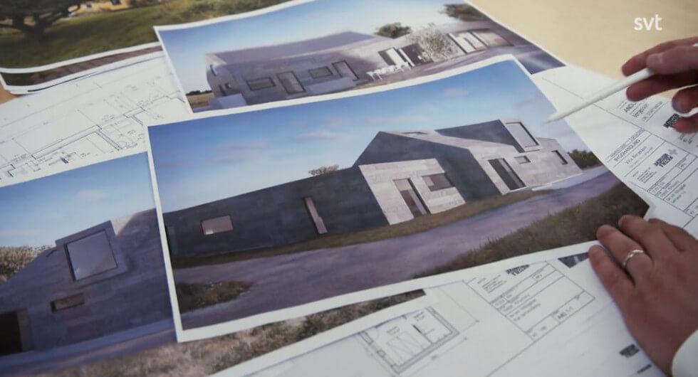 Marcos arkitektritning