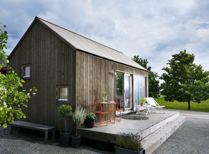 Hus från Sommarnöje