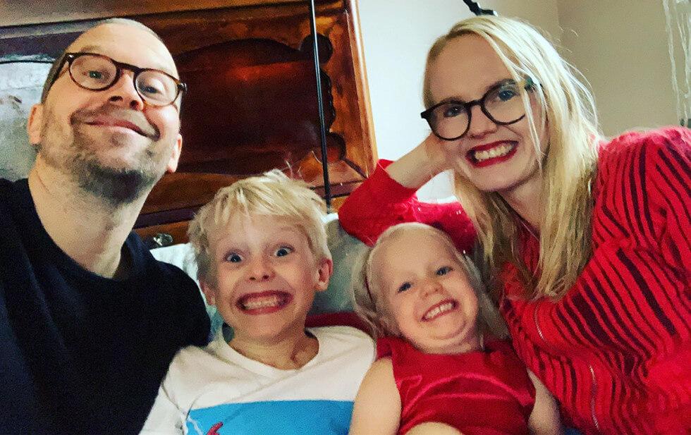 Familjen Skarstedt