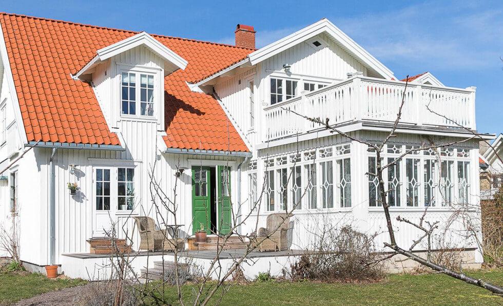 Balkon och veranda
