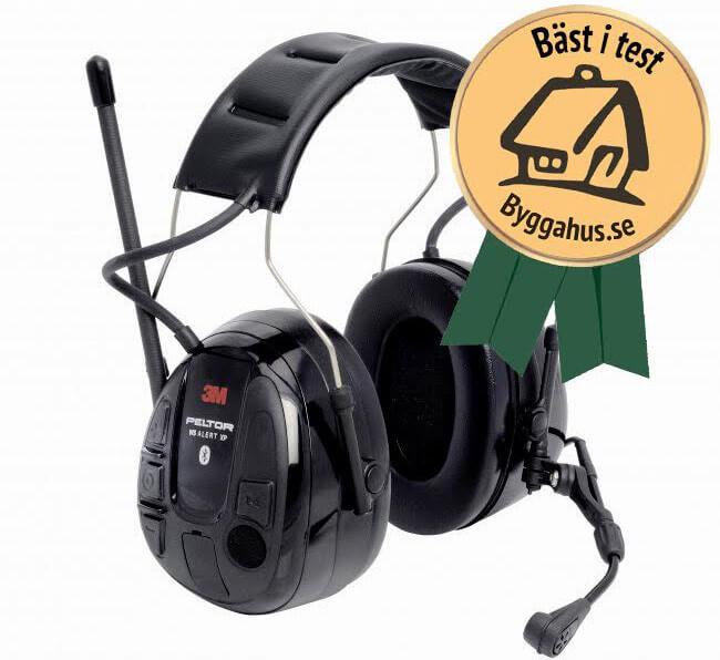 Bäst i test hörselskydd