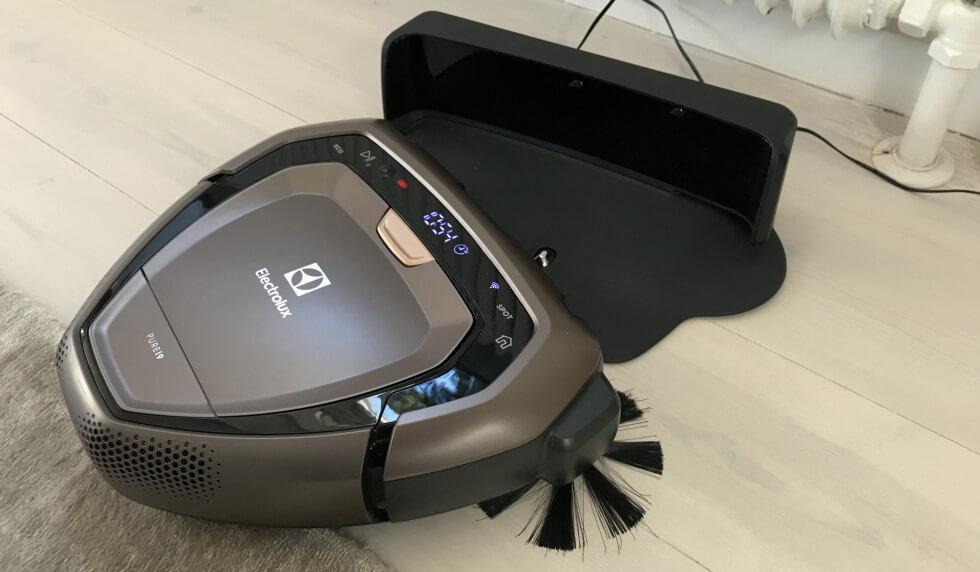 Pure i9.2 bäst i test robotdammsugare med 3D Vision