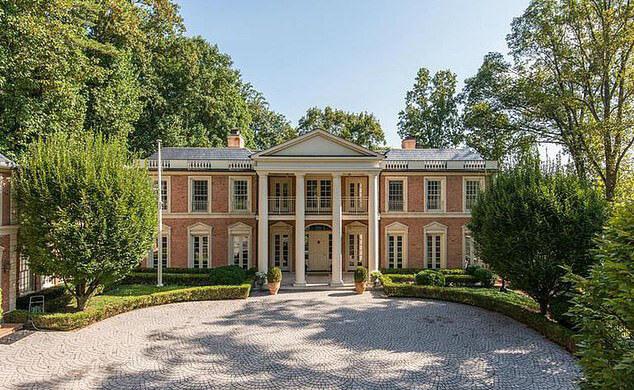 Biden hyr detta hus