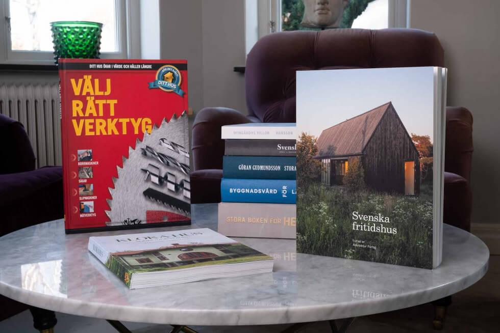 Böcker om hus