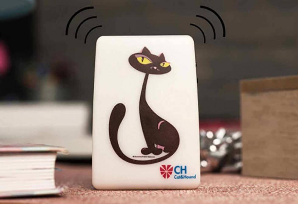 Cat DoorBell dörrklocka för katten