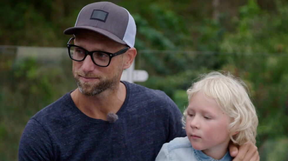 Christian och Elliot