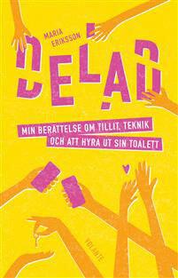 """Boken """"Delad"""""""