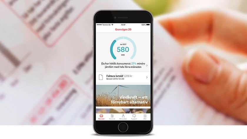 Smart-app från Eon
