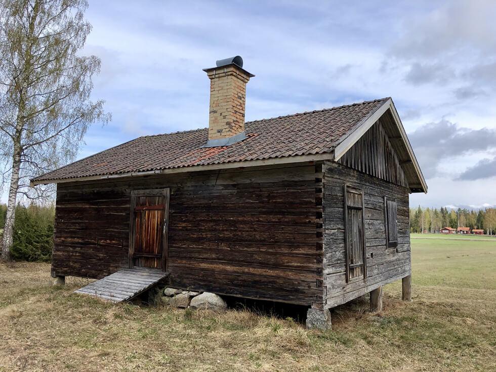 Fäbod i Järvsö